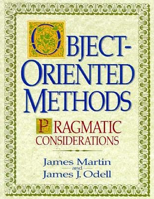 Image for Object-Oriented Methods: Pragmatic Considerations