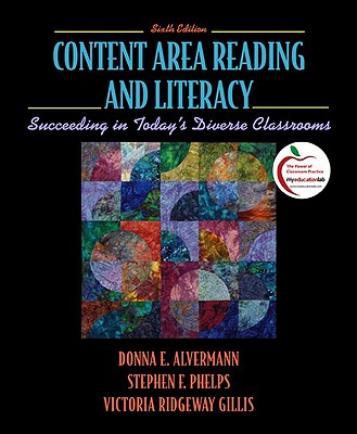 Image for Content Area Reading and Literacy: Succeeding in Today's Diverse Classrooms (6th Edition)