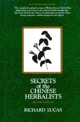 Image for Secrets of the Chinese Herbalists