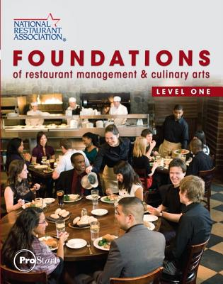 Image for Foundations of Restaurant Management & Culinary Arts: Level 1