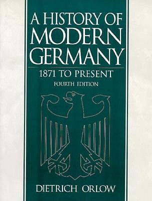 Image for A History of Modern Germany