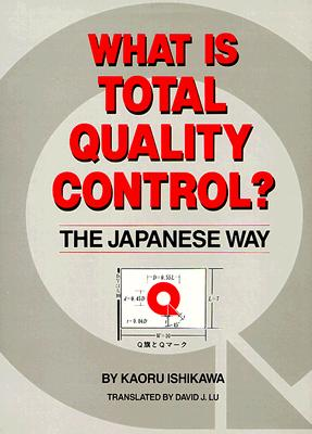 Image for What Is Total Quality Control?: The Japanese Way (English and Japanese Edition)