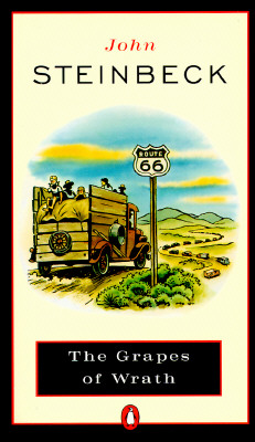 Image for The Grapes of Wrath (Pulitzer Prize Winner)