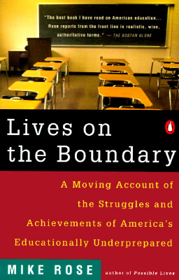 Image for Lives on the Boundary