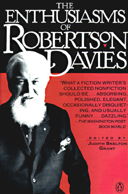 Image for The Enthusiasms of Robertson Davies