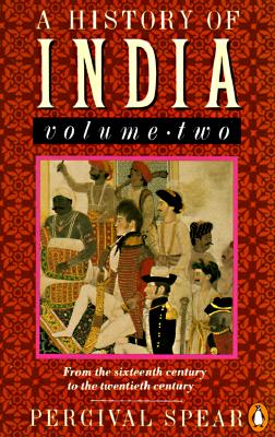 Image for A History of India, Vol. 2