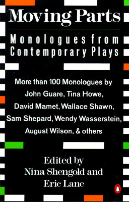Image for Moving Parts: Monologues from Contemporary Plays