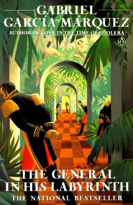 The General in His Labyrinth, Marquez, Gabriel Garcia