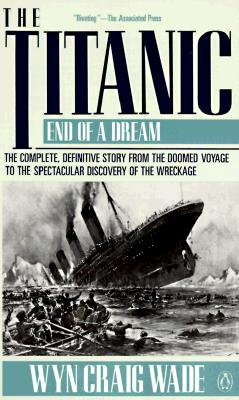 Image for TITANIC : END OF A DREAM