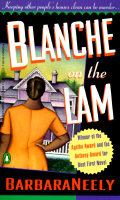 """Image for """"Blanche on the Lam (Crime, Penguin)"""""""