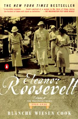 Image for Eleanor Roosevelt : Volume 2 , The Defining Years, 1933-1938