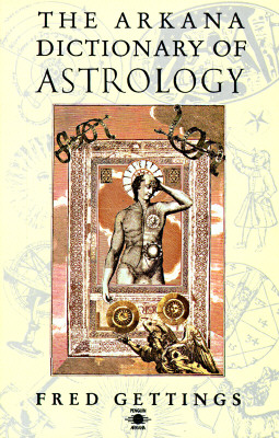 Image for The Arkana Dictionary of Astrology