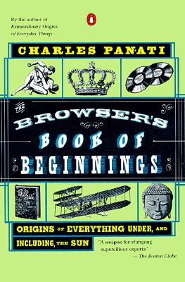 Image for BROWSER'S BOOKS OF BEGINNINGS : ORIGINS
