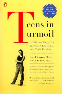 Image for Teens in Turmoil: A Path to Change for Parents, Adolescents, and Their Families