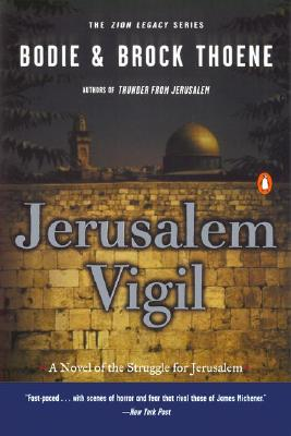Image for Jerusalem Vigil The Zion Legacy: Book One