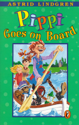 Image for Pippi Goes on Board (Pippi Longstocking)
