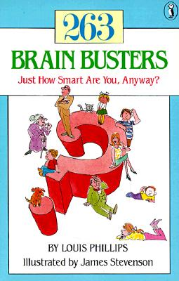 "Image for ""263 Brain Busters: Just How Smart are You, Anyway? (Novels Series)"""