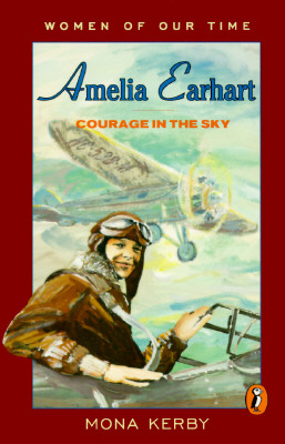 Image for Amelia Earhart Courage In The Sky