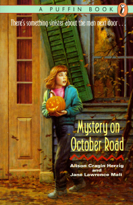 Image for Mystery On October Road