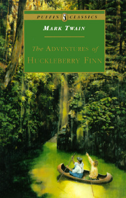 Image for The Adventures of Huckleberry Finn (Puffin Classics)
