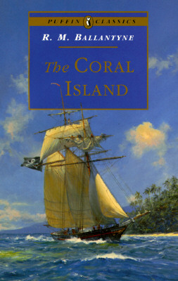 Image for The Coral Island (Puffin Classics)
