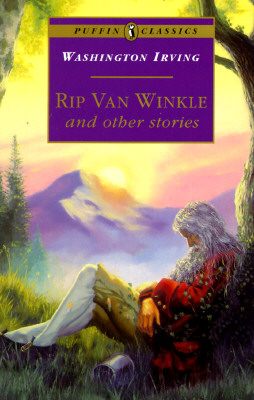RIP VAN WINKLE, IRVING, WASHING
