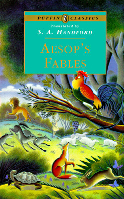 AESOP'S FABLES, Aesop; Transkated by S. A. Handford