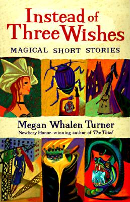 Image for Instead of Three Wishes: Magical Short Stories (Puffin Short Stories)