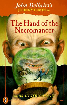 Image for THE HAND OF THE NECROMANCER