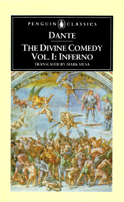 Image for The Divine Comedy: Volume 1: Inferno (Penguin Classics)