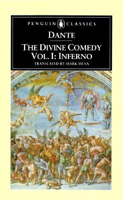 Image for The Divine Comedy: Volume 1: Inferno (Penguin Classics)