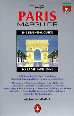 Image for The Paris Mapguide