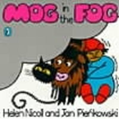 Image for Mog in the Fog (Picture Puffins)