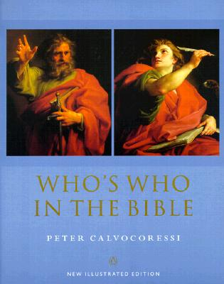 Image for WHO'S WHO IN THE BIBLE
