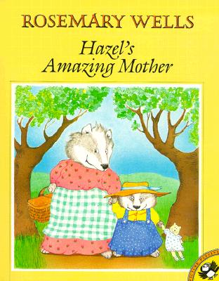Image for Hazel's Amazing Mother (Picture Puffin Books)