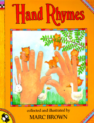 Image for Hand Rhymes (Picture Puffins)