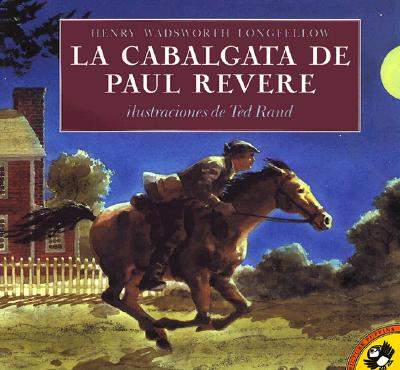 Image for Cabalgata de Paul Revere, La (Picture Puffins) (Spanish Edition)