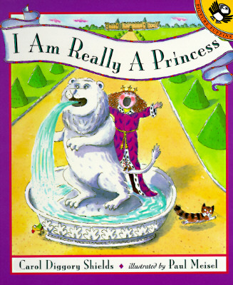 Image for I Am Really a Princess (Picture Puffins)