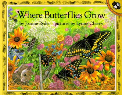 Image for Where Butterflies Grow (Picture Puffins)