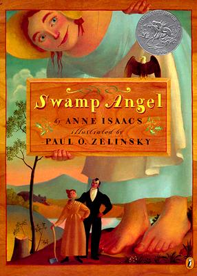 SWAMP ANGEL, ISAACS, ANNE