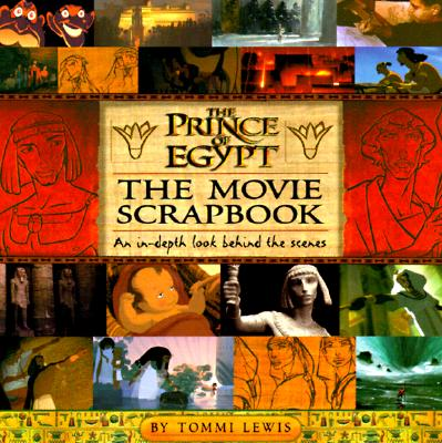 Image for PRINCE OF EGYPT MOVIE SCRAPBOOK