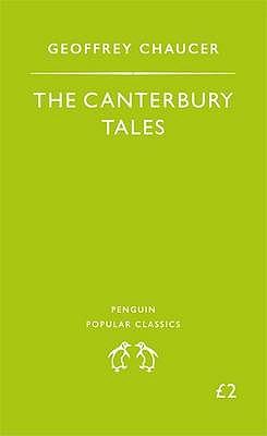 Canterbury Tales (Penguin Popular Classics), Geoffrey Chaucer