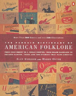 Image for The Penguin Dictionary of American Folklore