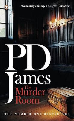 The Murder Room, P. D. James
