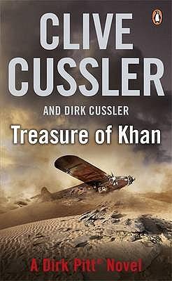 Image for Treasure of Khan #19 Dirk Pitt [used book]