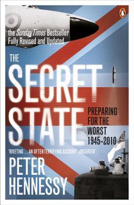 Image for SECRET STATE
