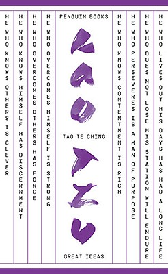 Tao Te Ching (Penguin Great Ideas), Lao Tzu