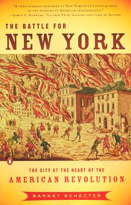 Image for BATTLE FOR NEW YORK: The City at the Heart of