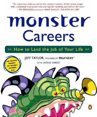 Image for Monster Careers: How to Land the Job of Your Life