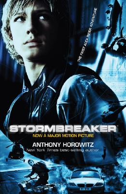 Image for Stormbreaker tie-in novel (Alex Rider)
